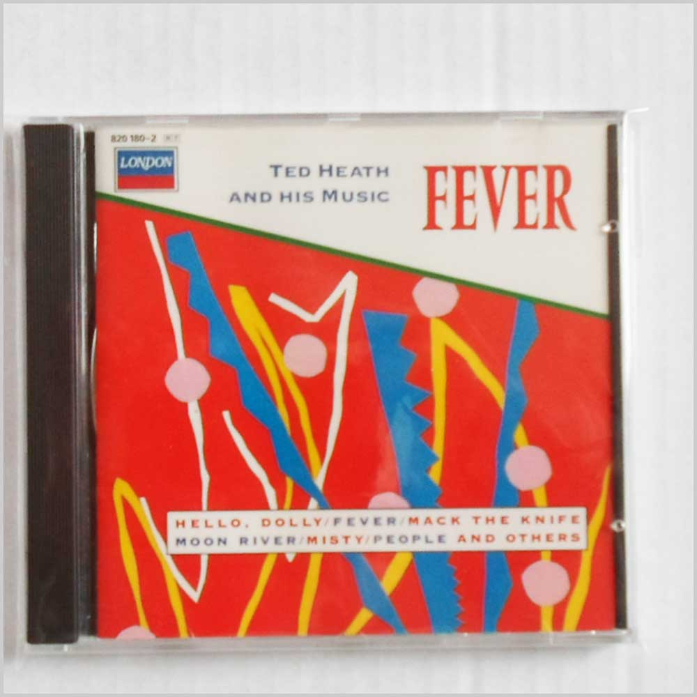Ted Heath and his Music - Fever (42282018021)