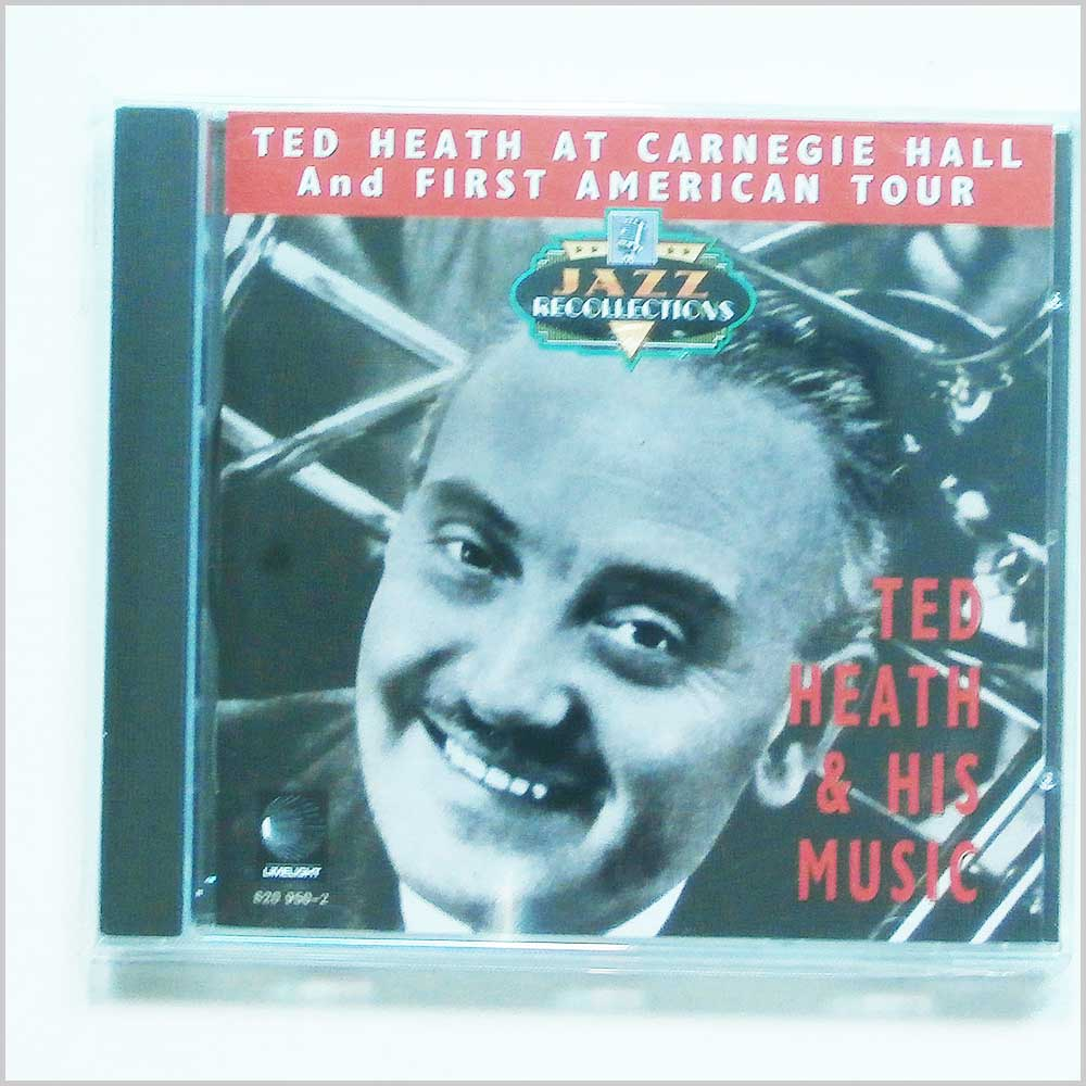 Ted Heath and His Music - Ted Heath at Carnegie Hall And First American Tour (42282095022)