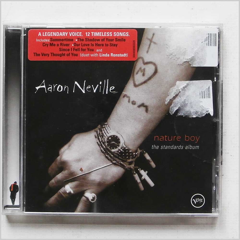 Aaron Neville - Nature Boy: The Standards Album (44006563329)