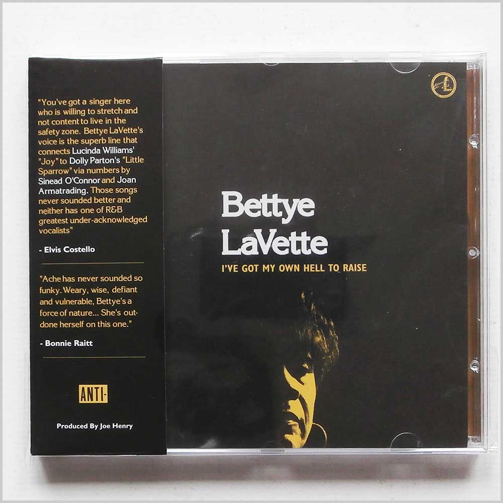 Bettye LaVette - I've Got My Own Hell to Raise (45778677221)
