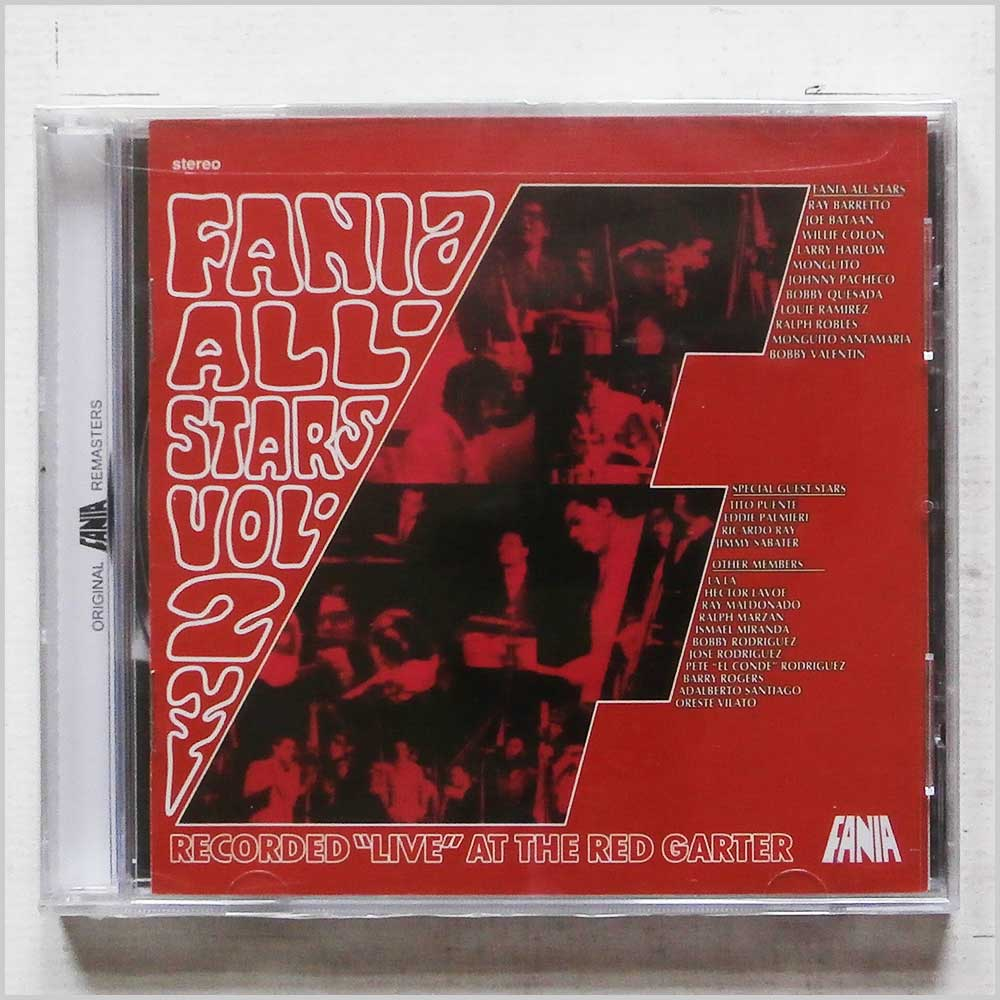 Fania All Stars - Live at the Red Garter 2 (463 950 9034-2)