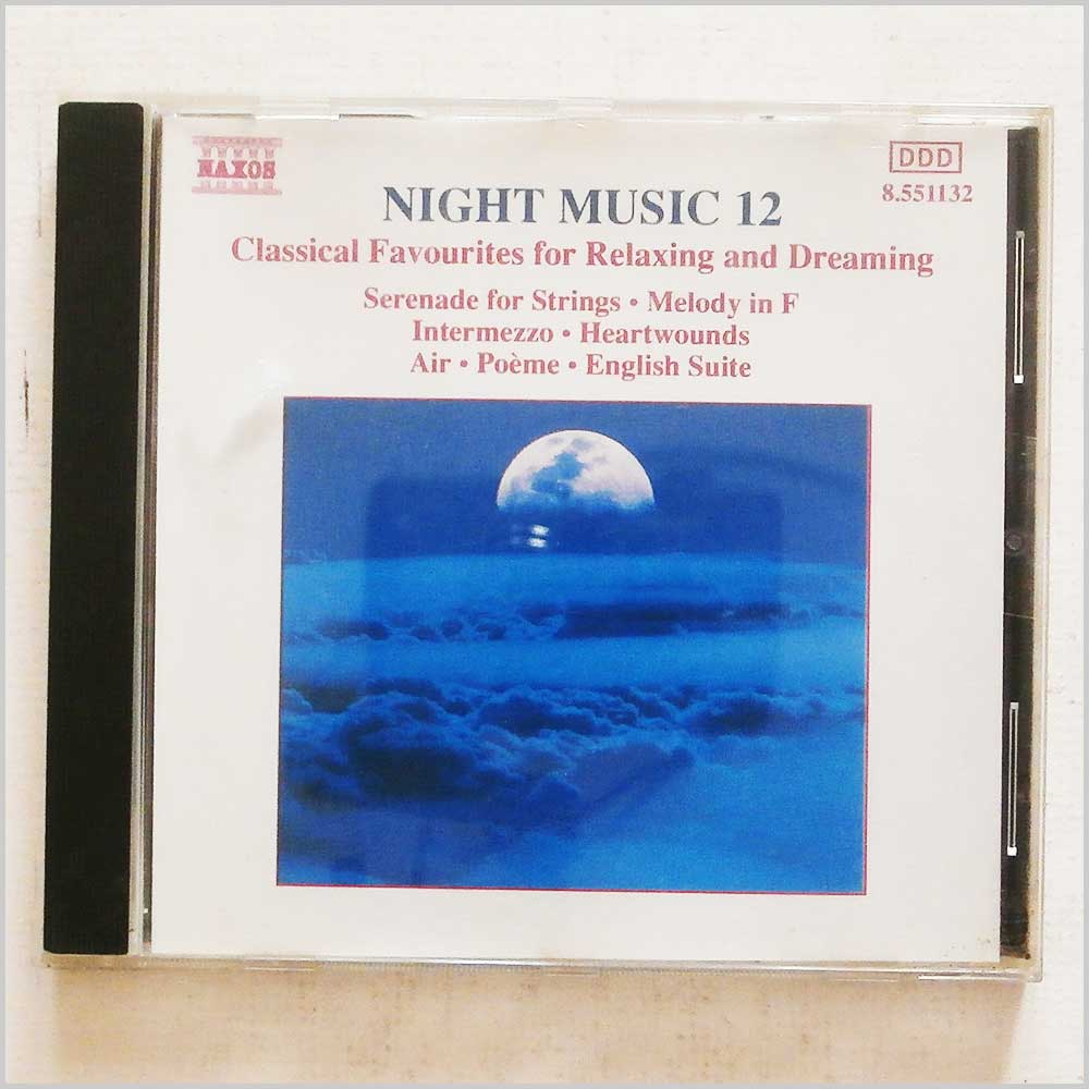 Various - Night Music 12 (4891030511323)