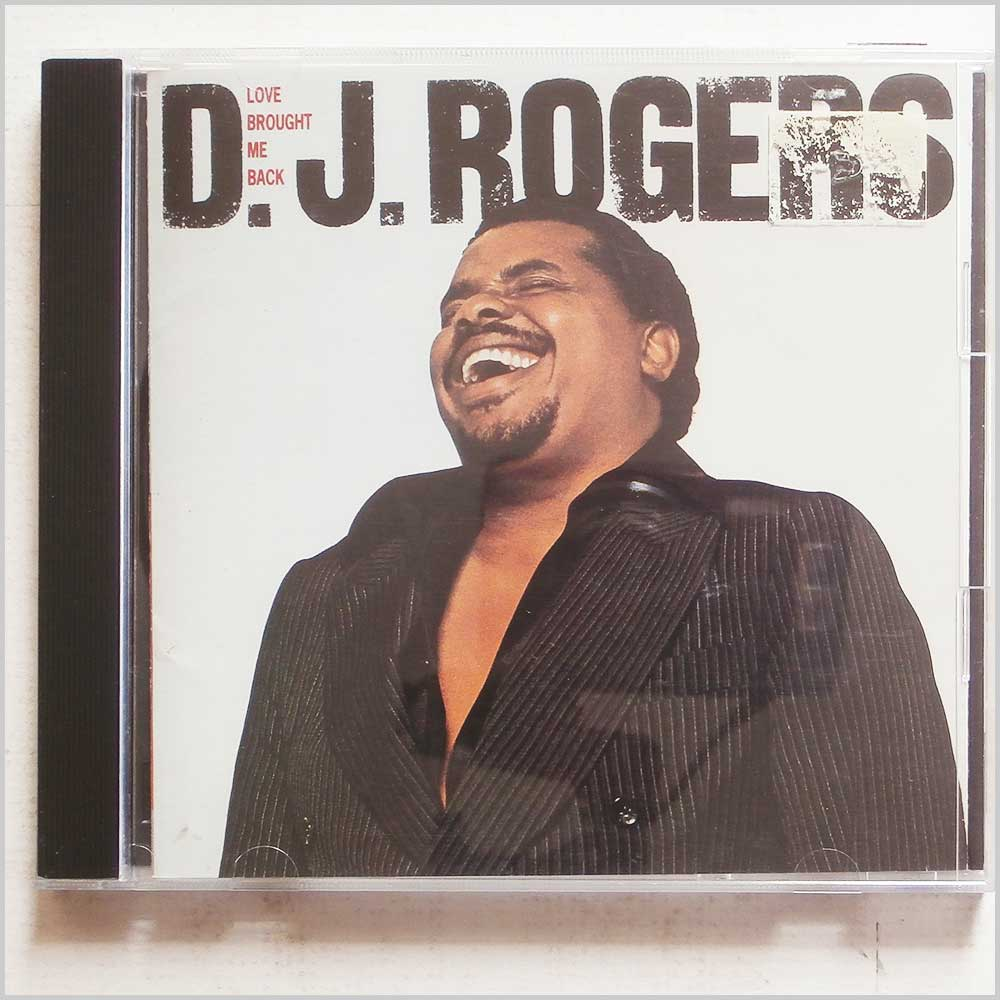 D. J. Rogers - Love Brought Me Back (4988009643526)