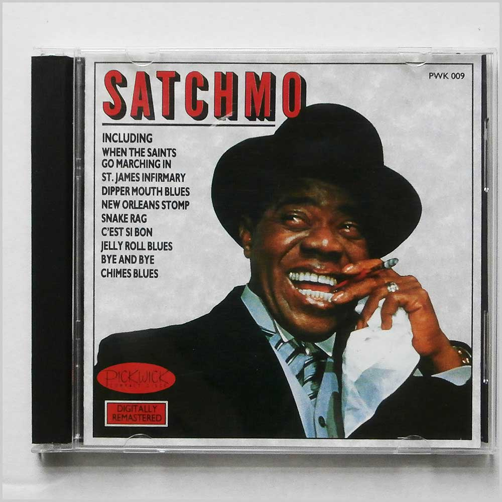 Louis Armstrong - Satchmo (5010946600924)