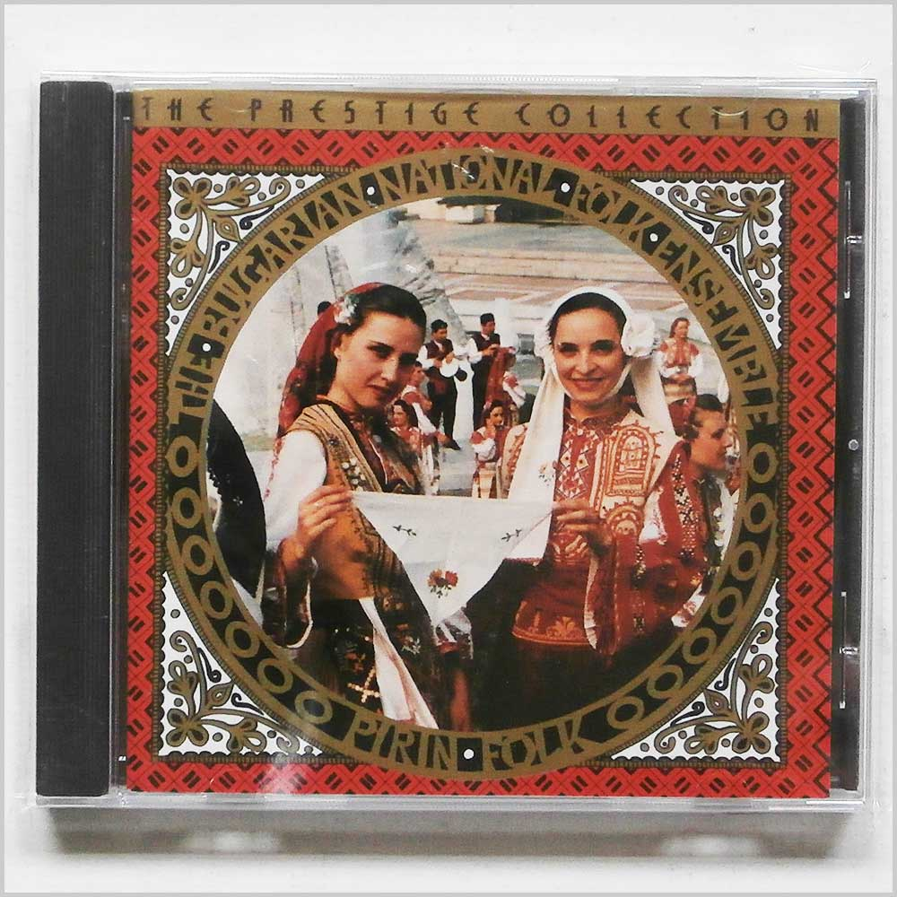 The Bulgarian National Folk Ensemble - Pirin Folk (5011755082727)