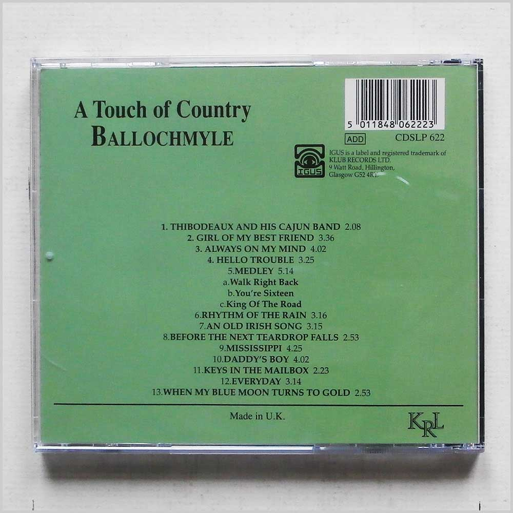 Ballochmyle - A Touch of Country (5011848062223)