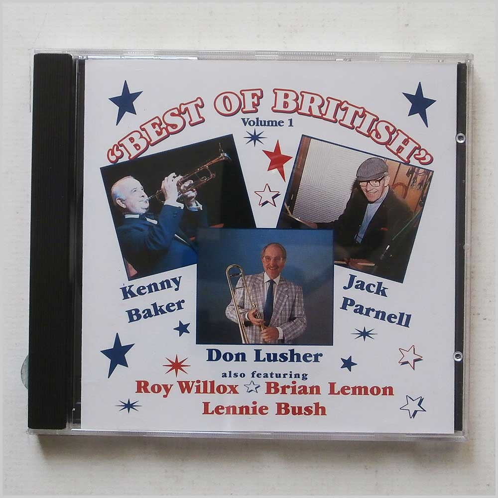 Kenny Baker and others - Best of British Volume 1 (5013996614620)