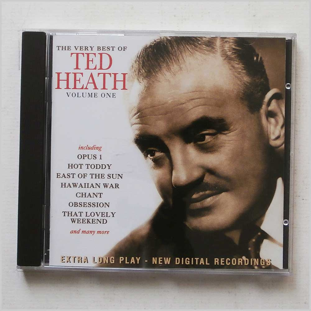 Ted Heath - Ted Heath Best of Volume One (5013996615023)