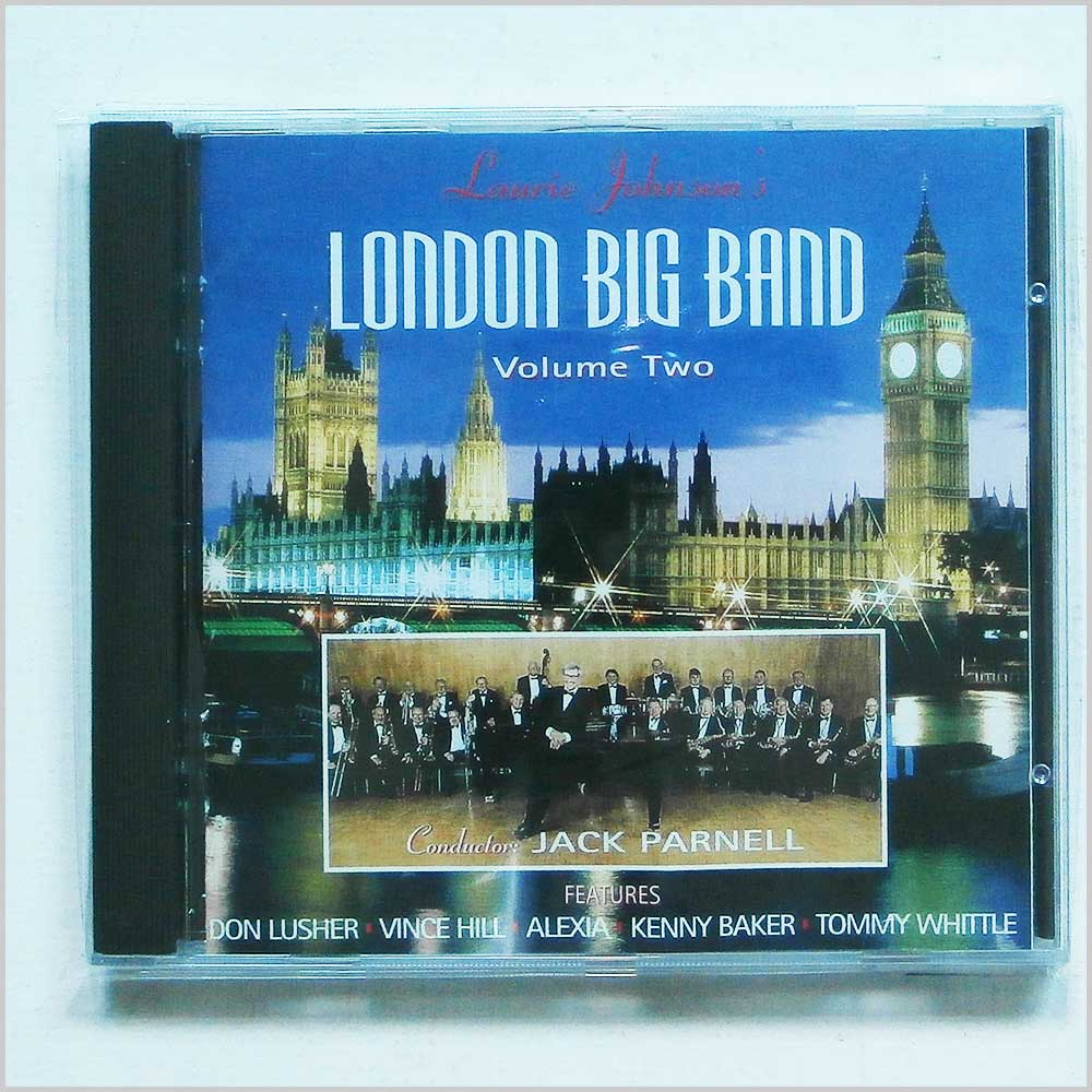 Laurie Johnson - Laurie Johnson's London Big Band Volume 2 (5013996616020)