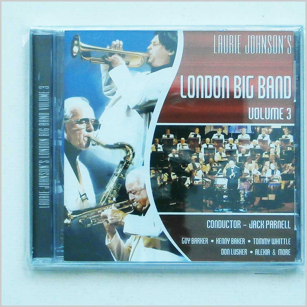 Laurie Johnson London Big Band - London Big Band Volume 3 (5013996617003)