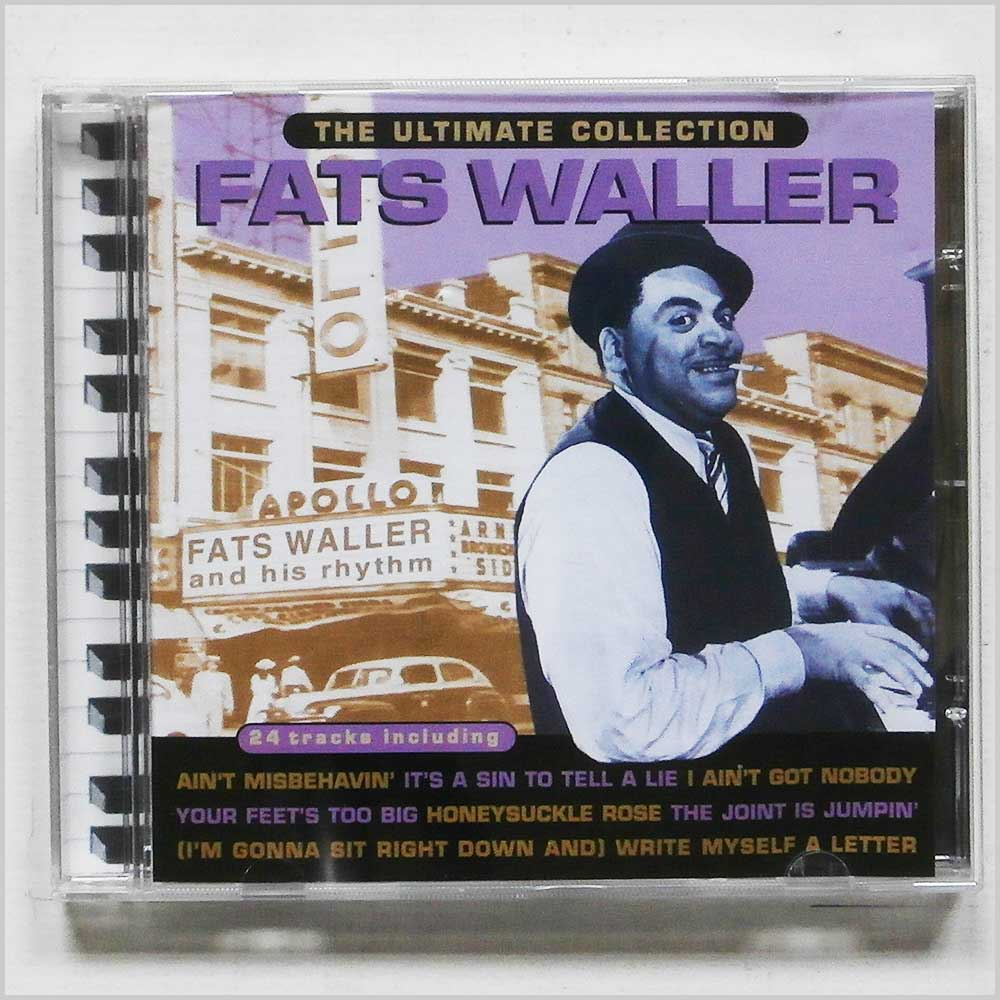 Fats Waller - The Ultimate Collection (5014293643320)