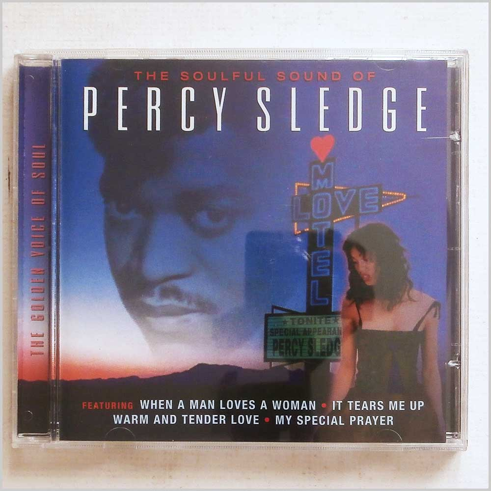 Percy Sledge - The Soulful Sound of Percy Sledge (5014293669122)