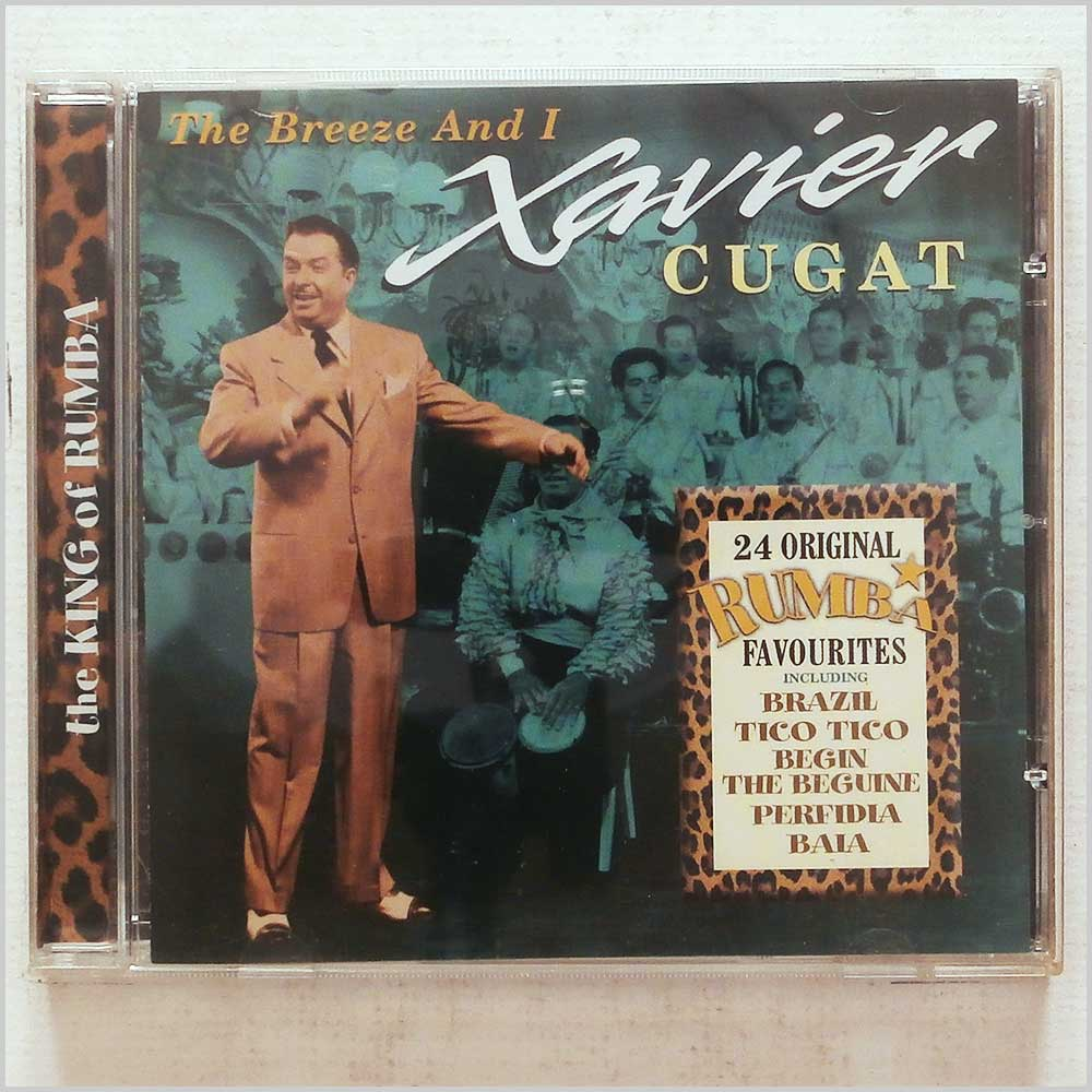 Xavier Cugat - The Breeze And I (5014293671125)