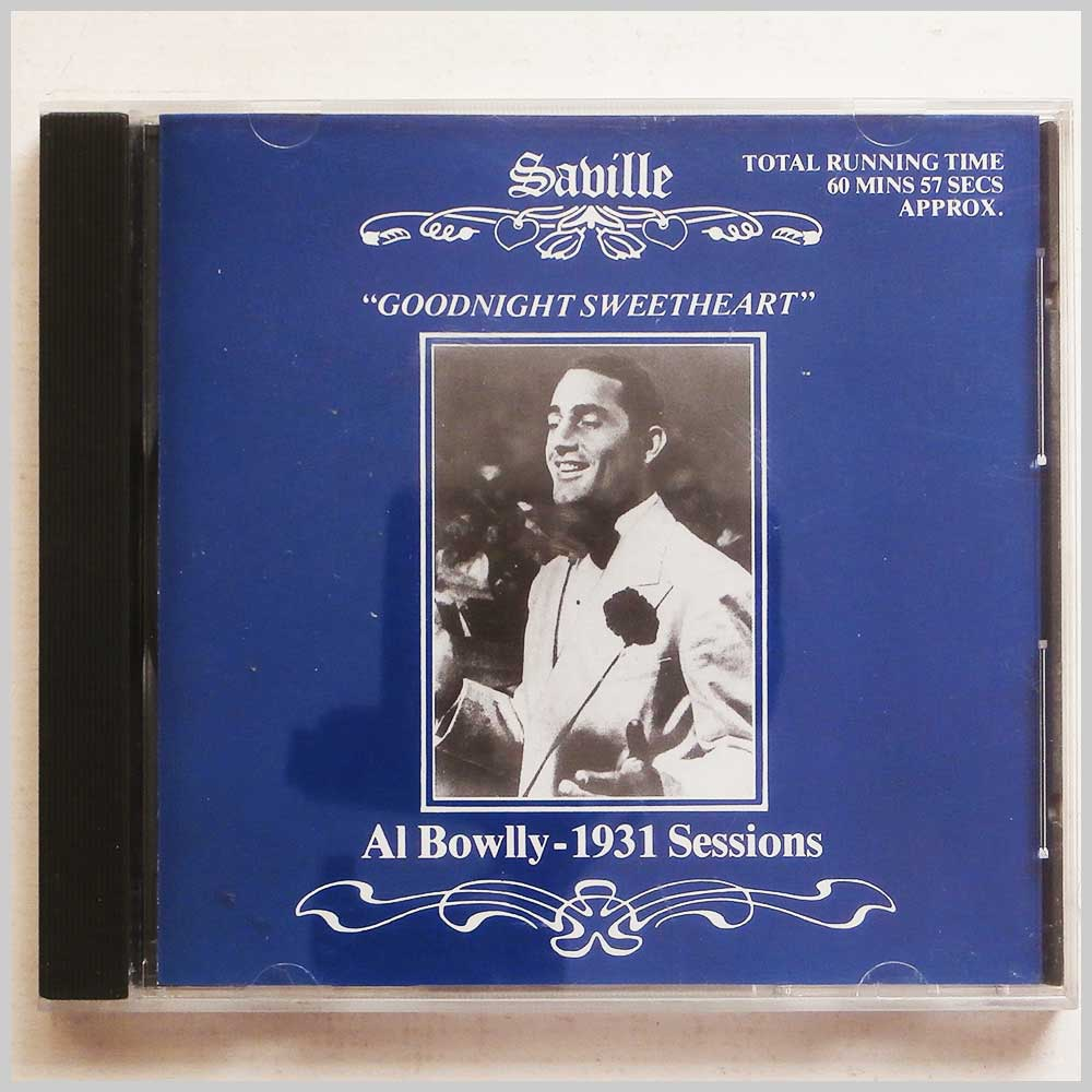 Al Bowlly - Goodnight Sweetheart (5014505004406)