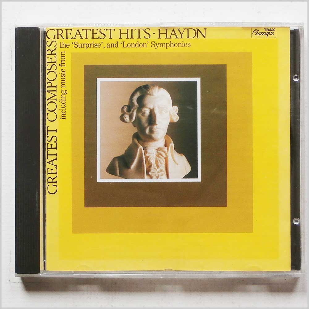 Various - Greatest Hits: Haydn (5014585021348)