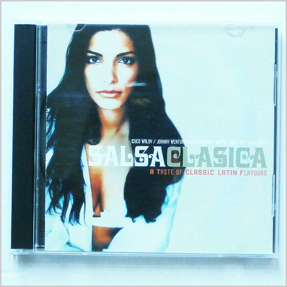 Various - Salsa Clasica: A Taste Of Classic Latin Flavours (5014797131835)
