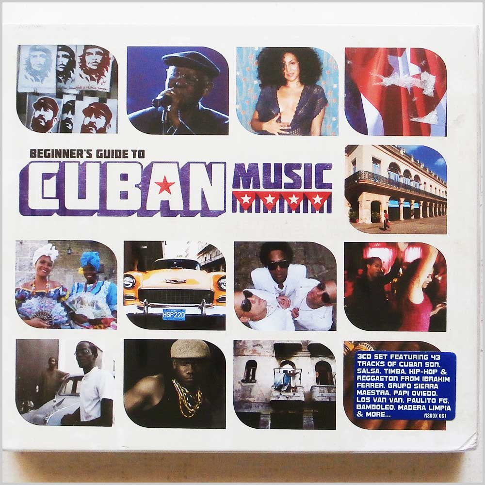 Various - Beginners Guide To Cuban Music (5014797136854)