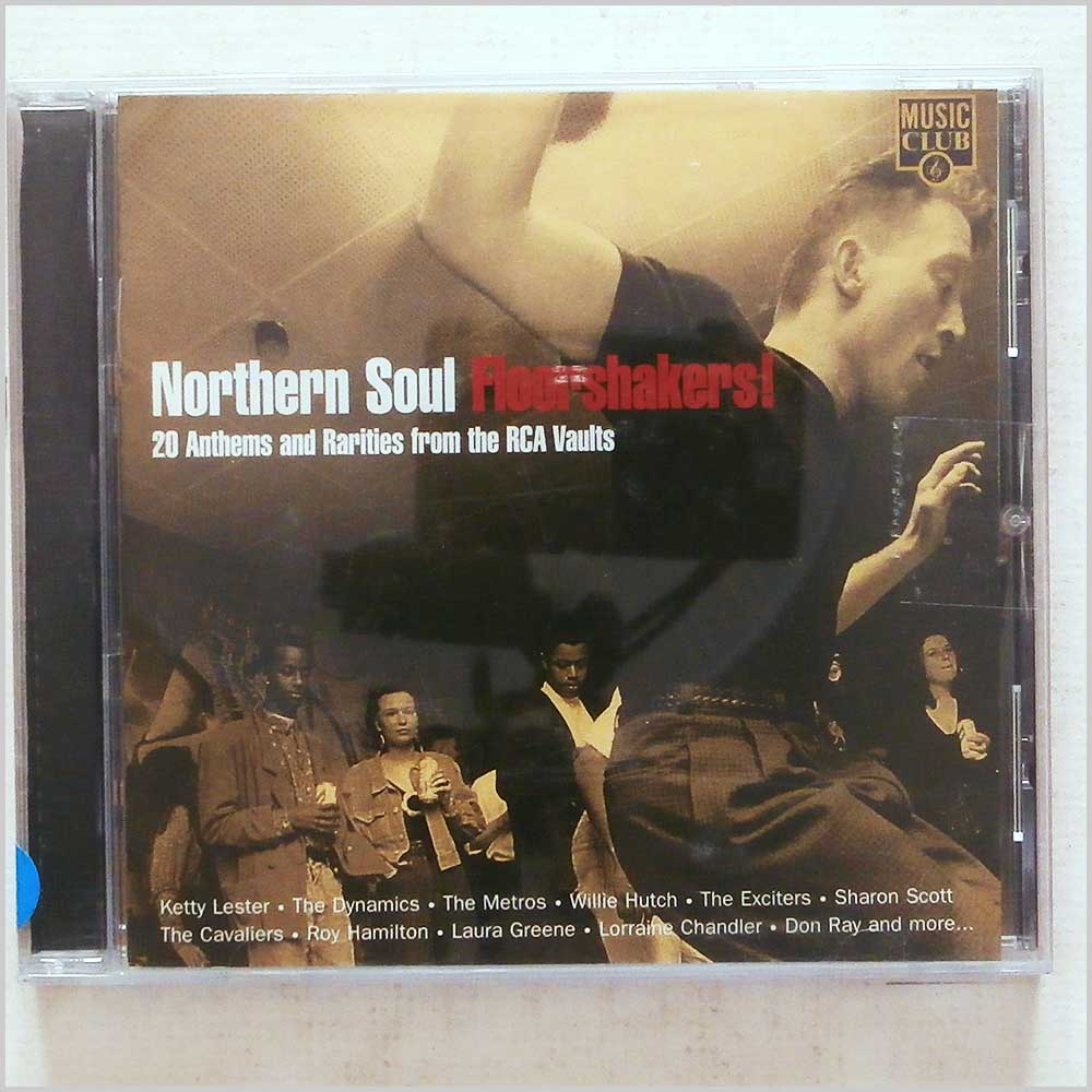 Various - Northern Soul Floorshakers! 20 Anthems And Rarities From The RCA Vaults (5014797292369)