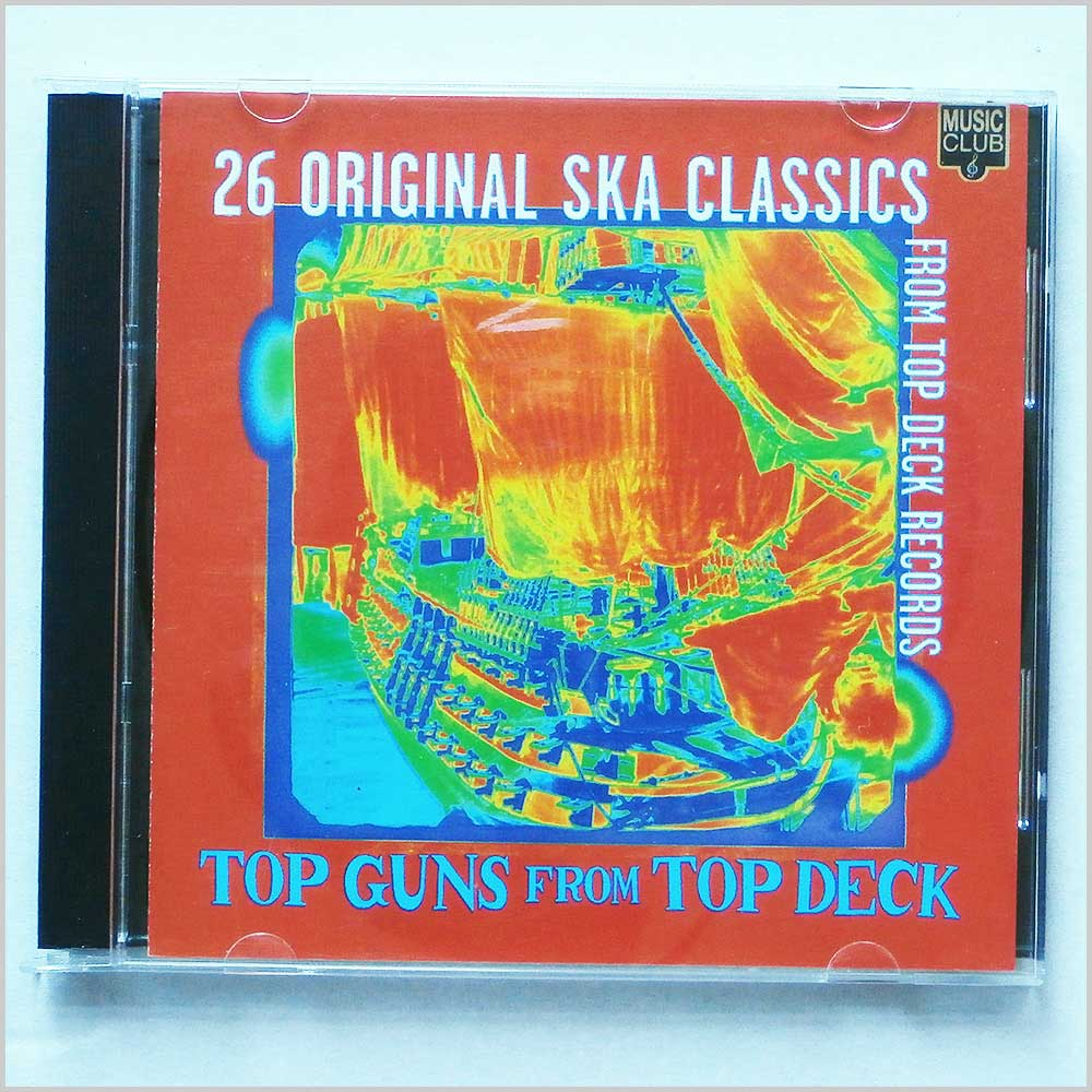 Various - Top Guns from the Top Deck (5014797293724)