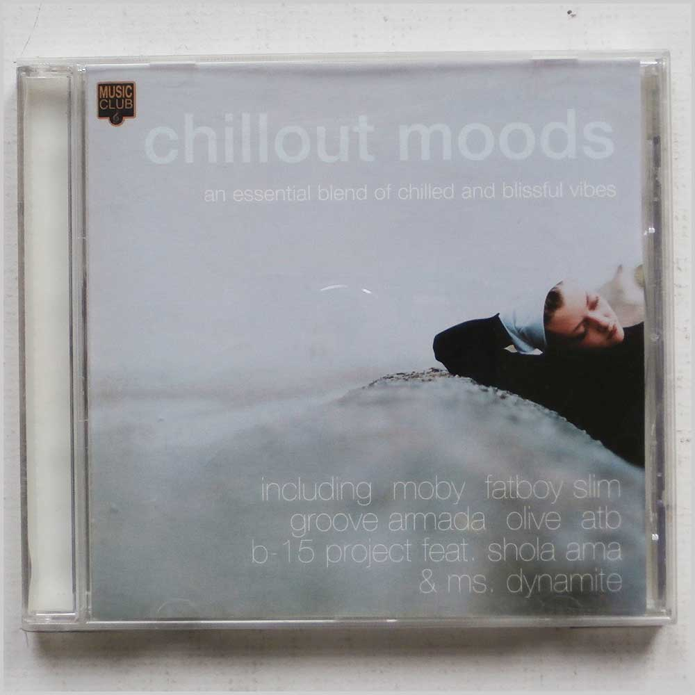 Various - Chillout Moods (5014797294929)