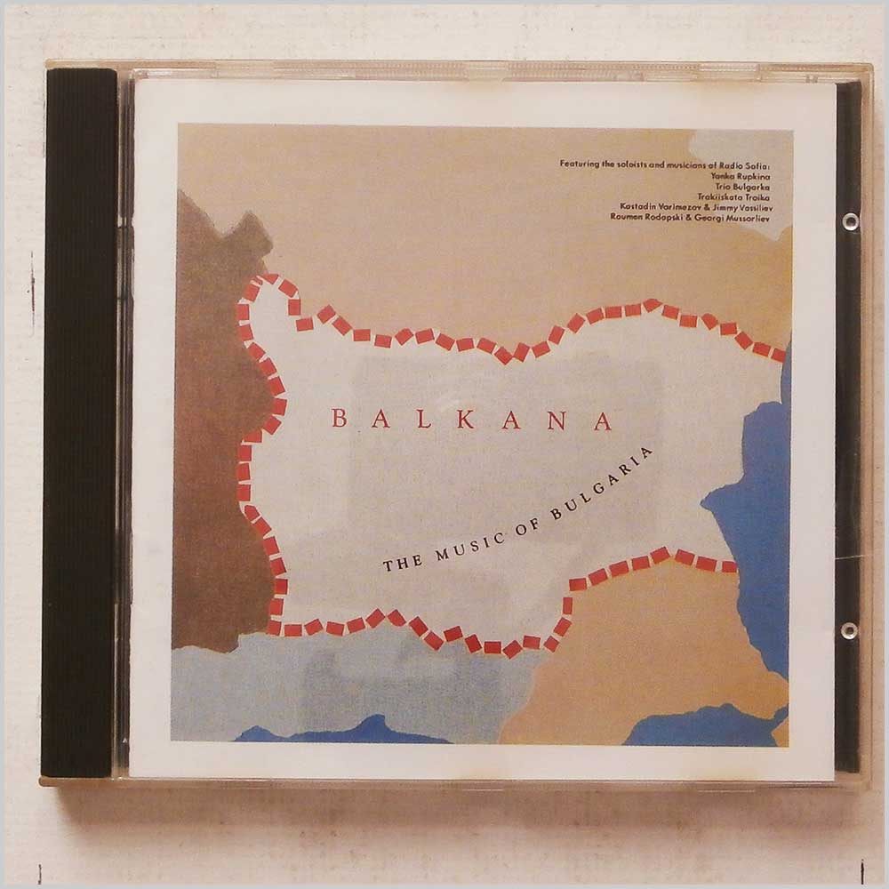 Balkana - Music of Bulgaria (5016071133528)