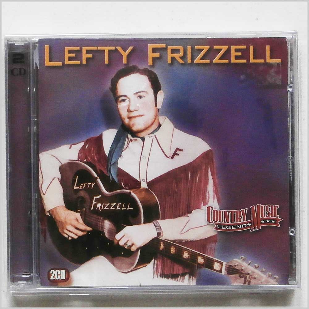 Lefty Frizzell - Country Music Legends (5016073068125)
