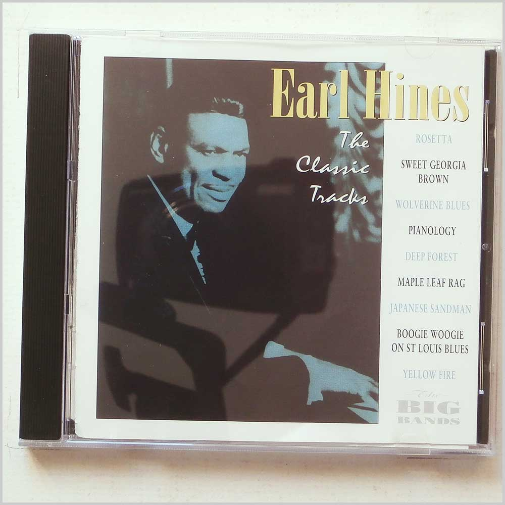 Earl Hines - Earl Hines: The Classic Tracks (5016073531421)