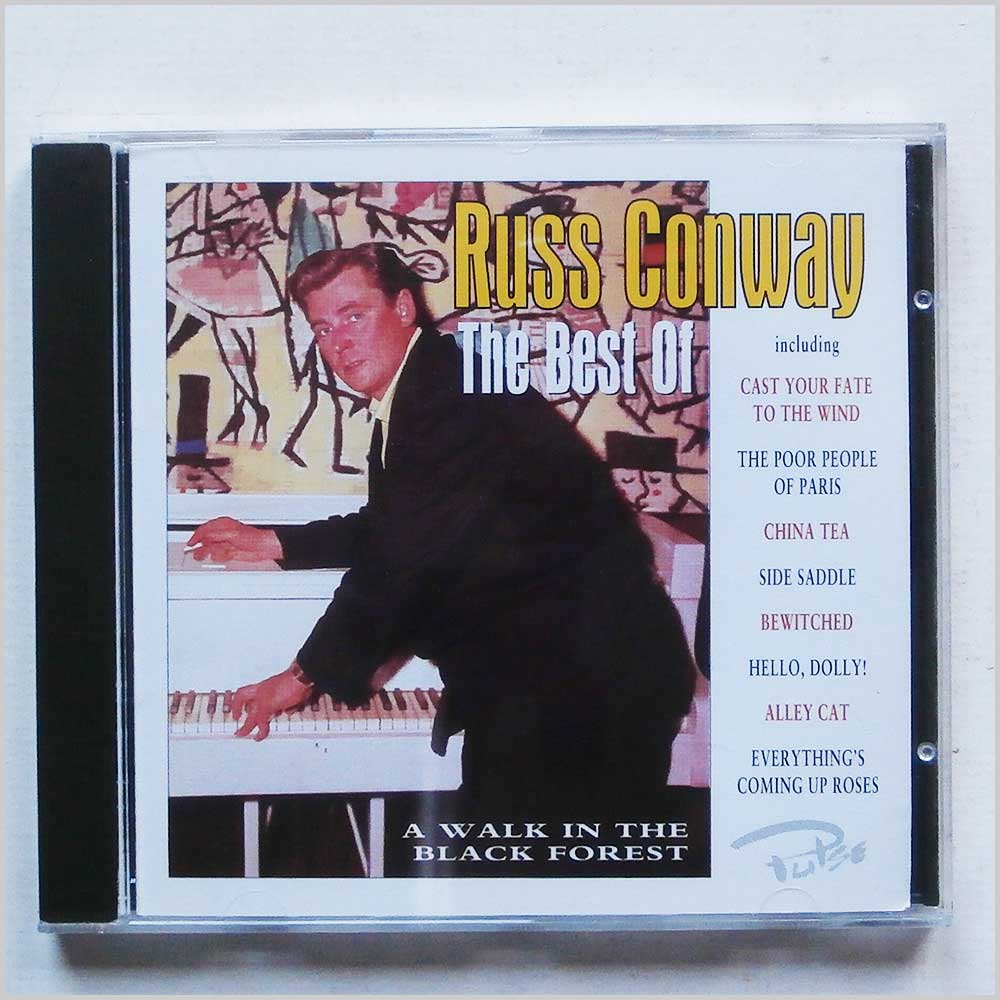 Russ Conway - The Best of Russ Conway (5016073716224)