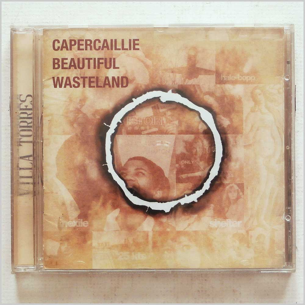 Capercaillie - Beautiful Wasteland (5016925970019)