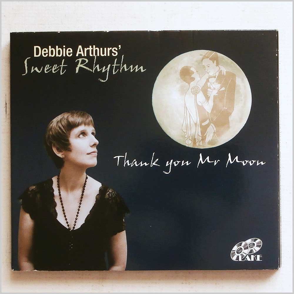 Debbie Arthurs' Sweet Rhythm - Thank You Mr Moon (5017116523328)