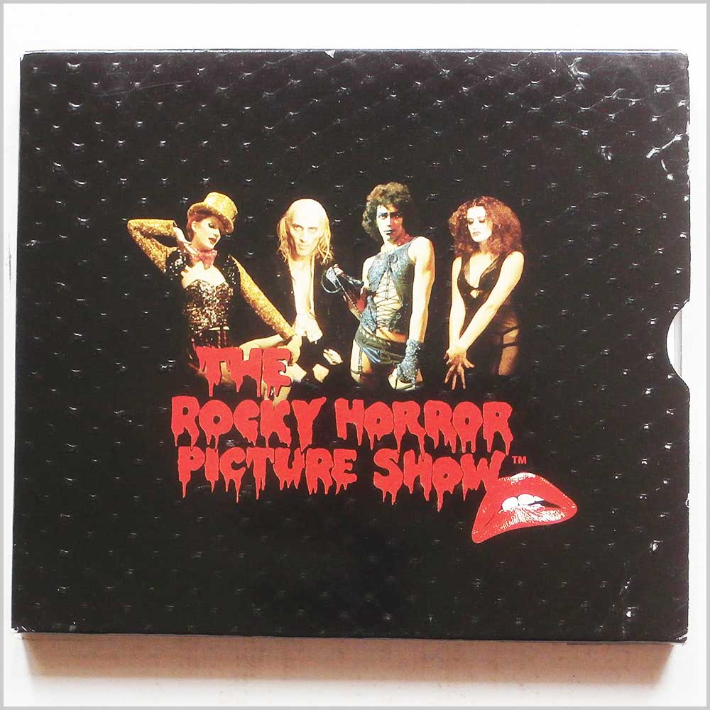 Various - Rocky Horror Picture Show: 25th Anniversary Anthology (5017615890822)