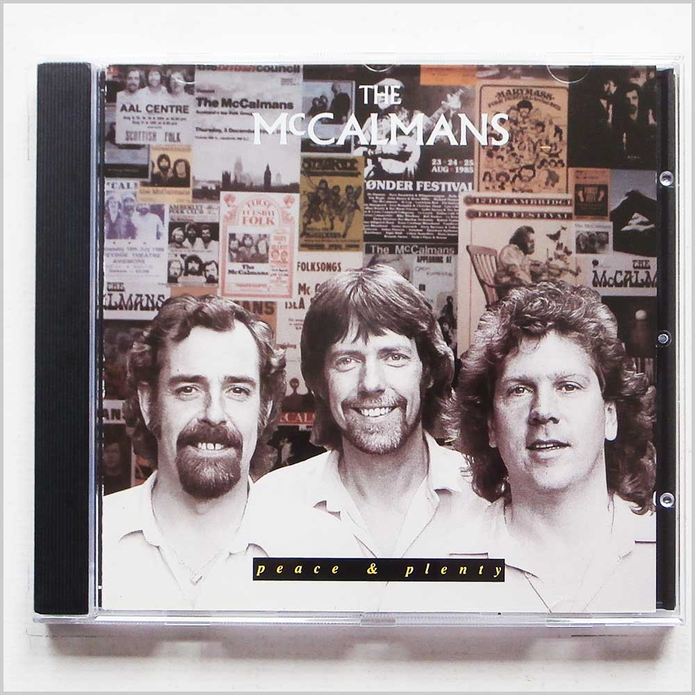 The McCalmans - Peace and Plenty (5018081000227)