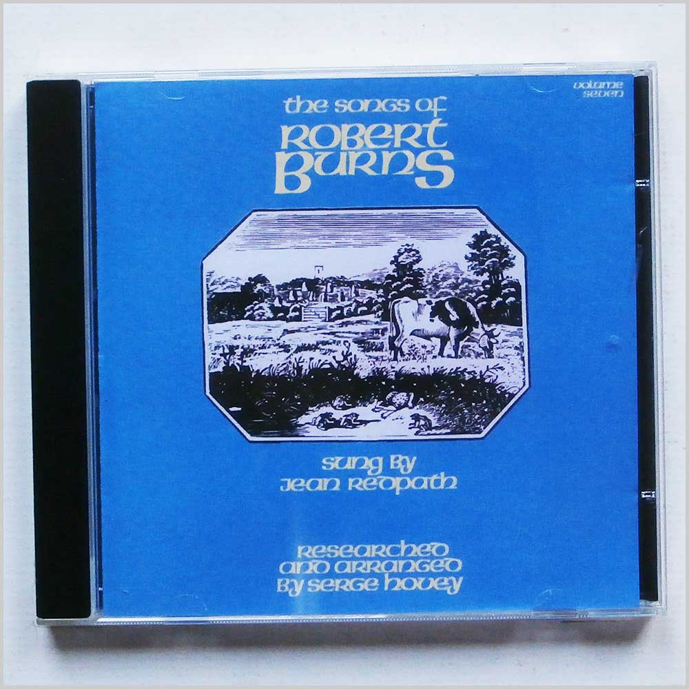 Jean Redpath - The Songs of Robert Burns Volume 7 (5018081002924)