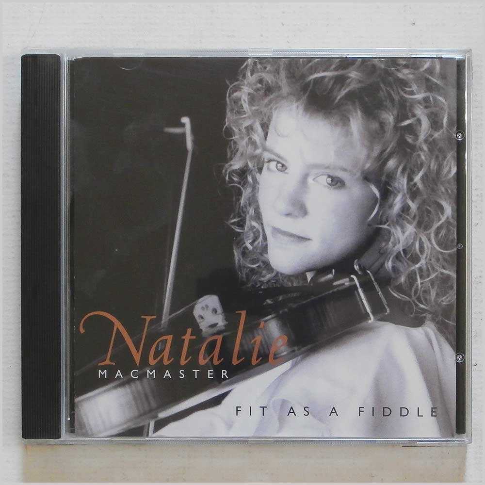 Natalie MacMaster - Fit as a Fiddle (5018081014125)