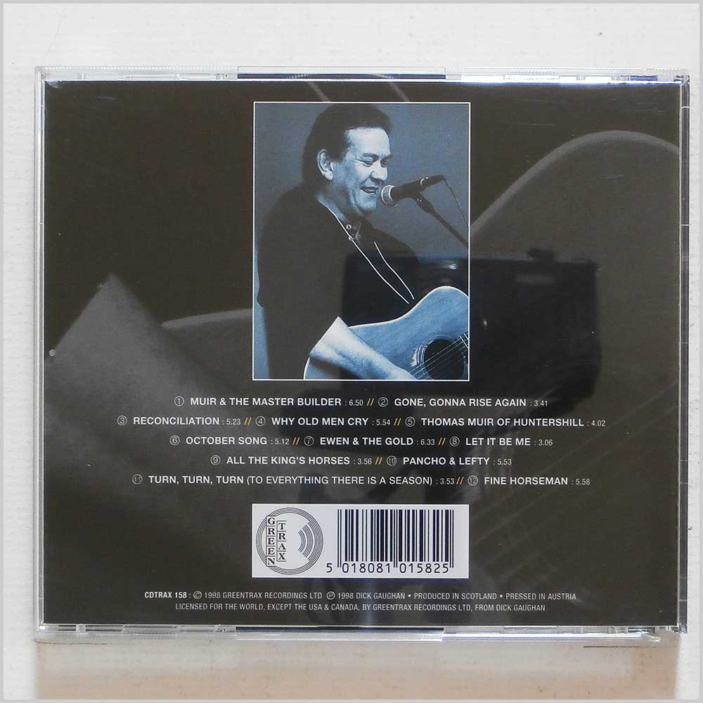 Dick Gaughan - Redwood Cathedral (5018081015825)
