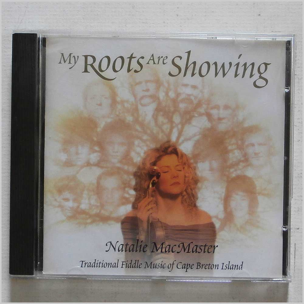 Natalie MacMaster - My Roots Are Showing (5018081016327)