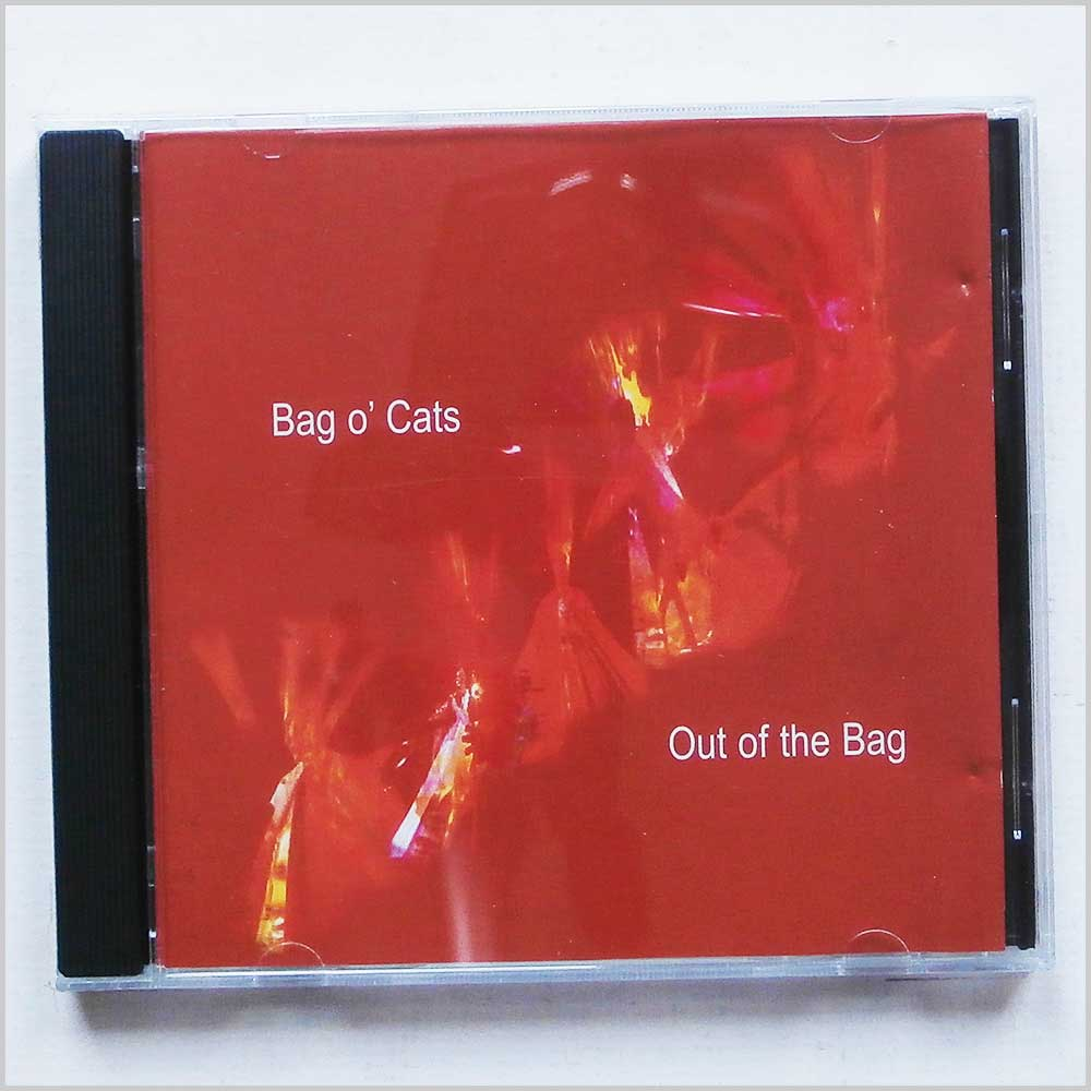 Bag O' Cats - Out Of The Bag (5018081019328)