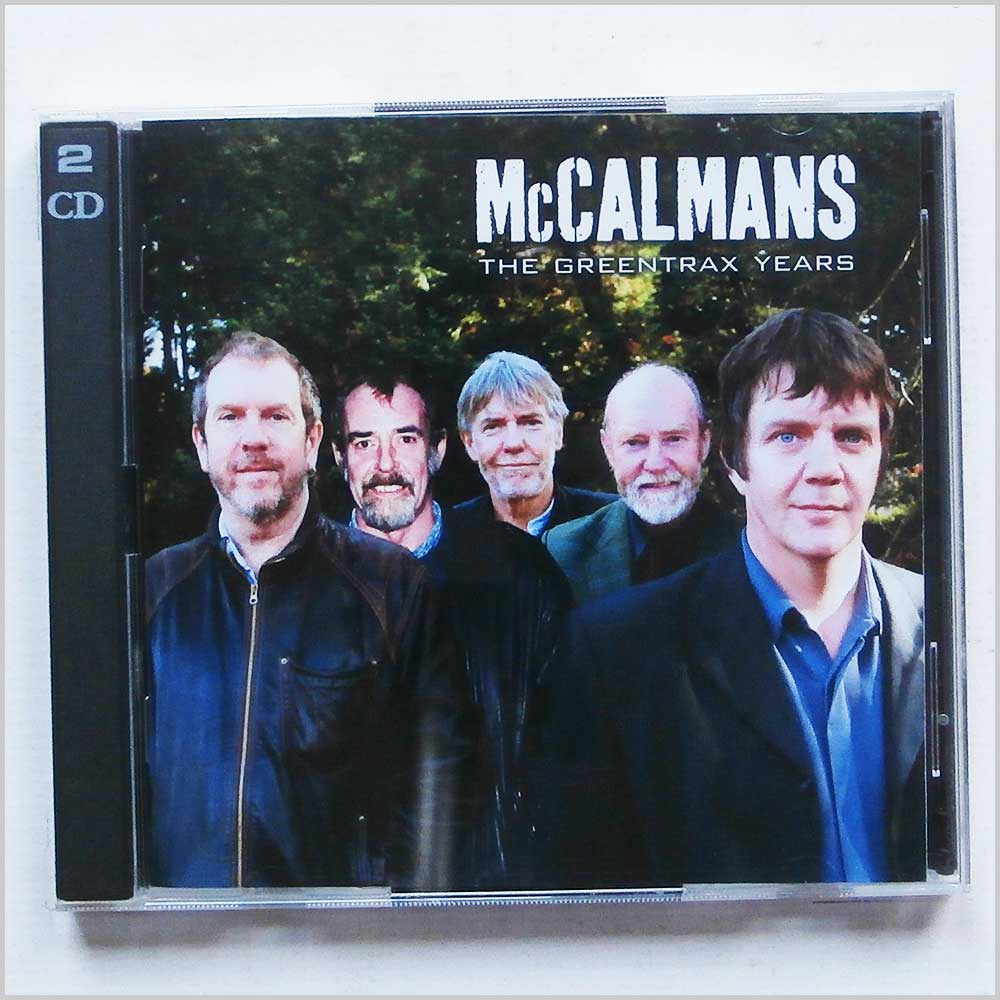 The McCalmans - The Greentrax Years (5018081035021)