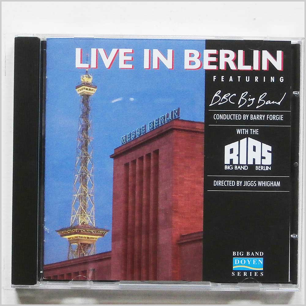 The BBC Big Band with the RIAS Big Band - Live in Berlin (5018425008629)