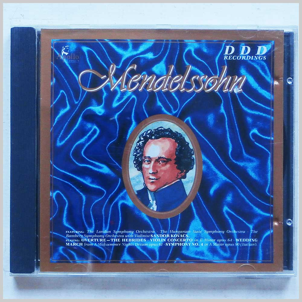 London Symphony Orchestra, Hungarian State Symphony Orchestra - Mendelssohn: Overture The Hebrides (5018482331128)
