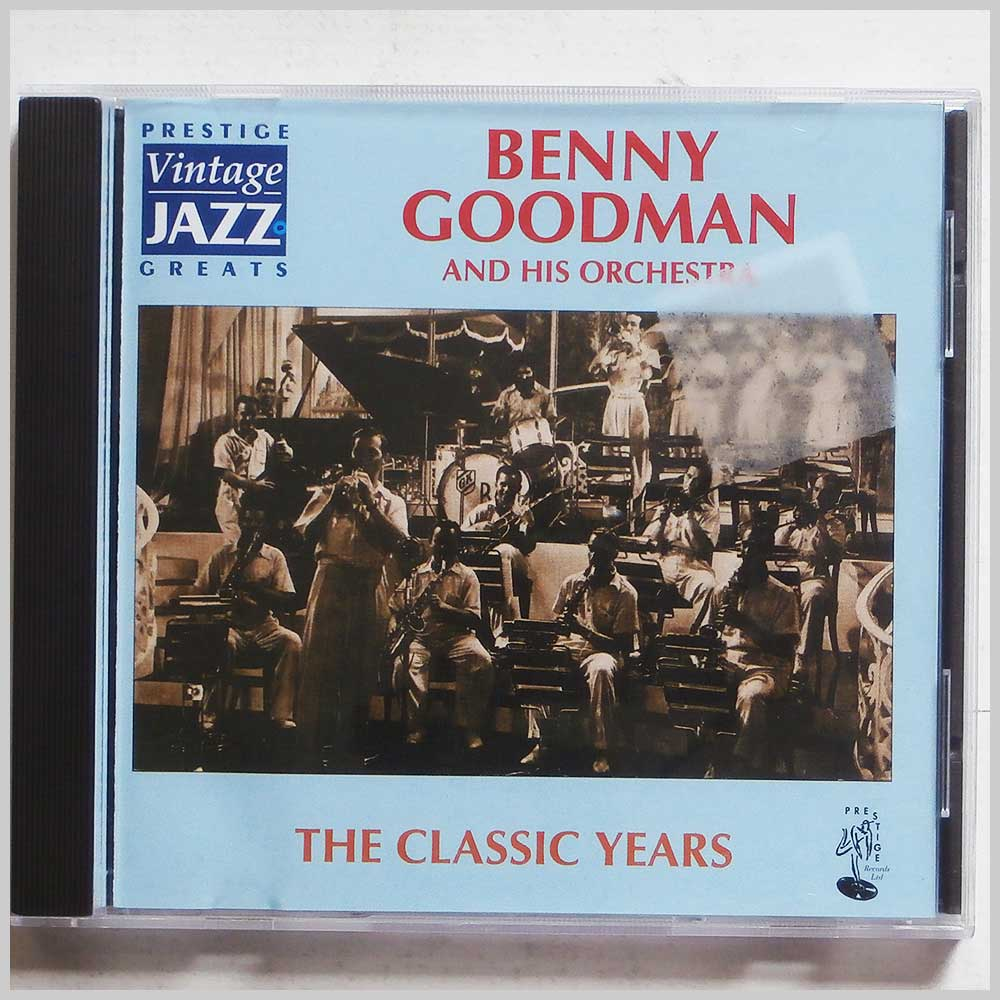 Benny Goodman and his Orchestra - The Classic Years (5019148017523)