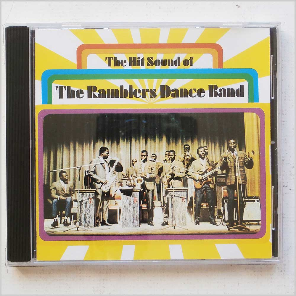 Ramblers Dance Band - The Hit Sound of the Ramblers Dance Band (5019148607083)