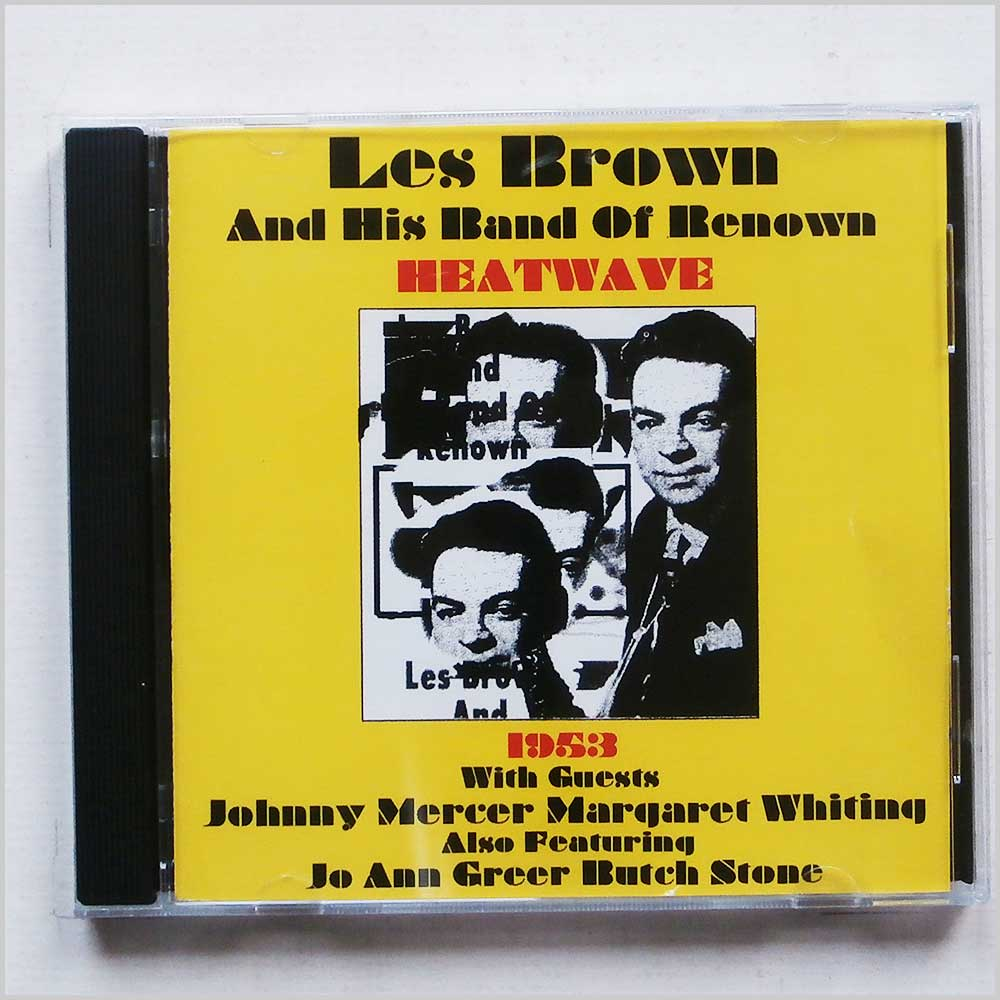 Les Brown and His Band of Renown - Heatwave 1953 (5019317000967)