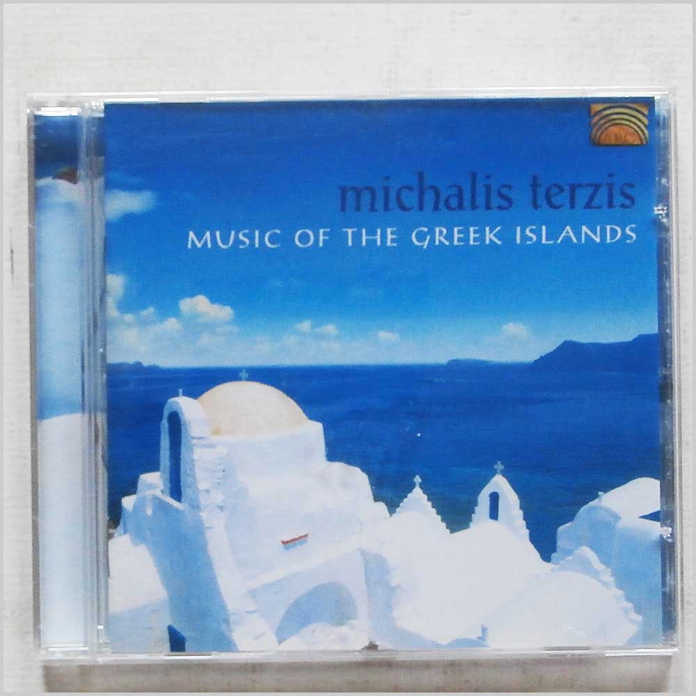 Michalis Terzis - Music of the Greek Islands (5019396172029)