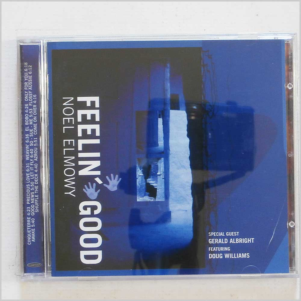 Noel Elmowy - Feelin' Good (5019421281320)