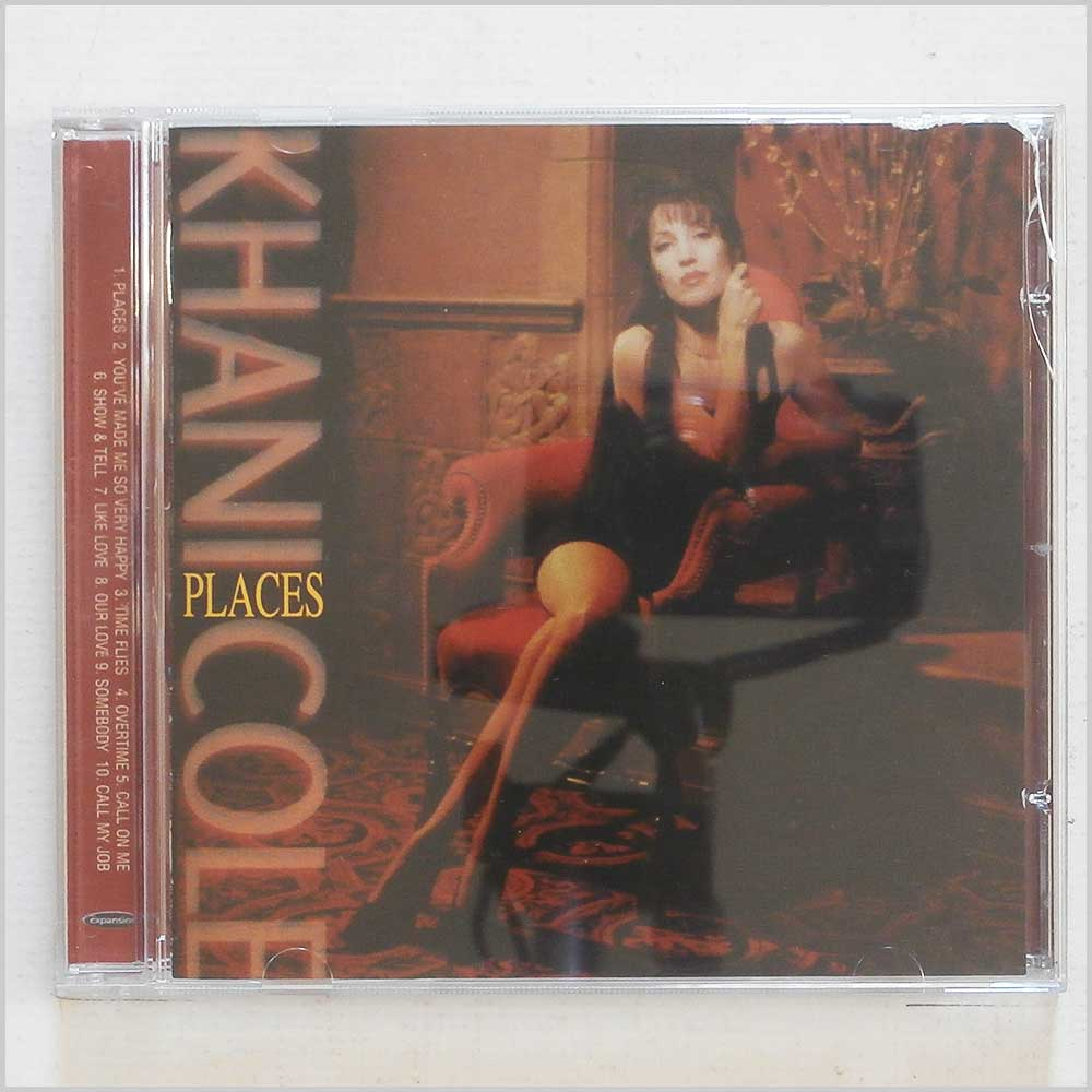 Khani Cole - Places (5019421813231)