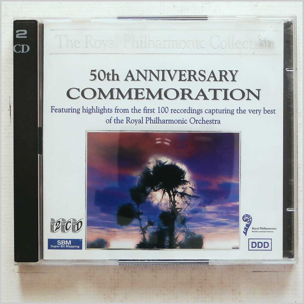 Royal Philharmonic Orchestra - The Royal Philharmonic Collection: 50th Anniversary Commemoration (5020214937522)