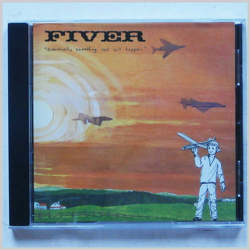 Fiver - Eventually Something Cool Will Happen (5020422091726)