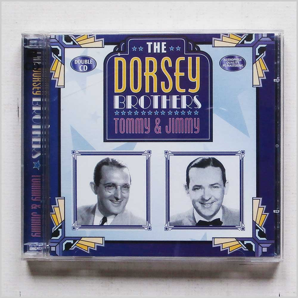 Tommy Dorsey, Jimmy Dorsey - The Dorsey Brothers (5022810168027)