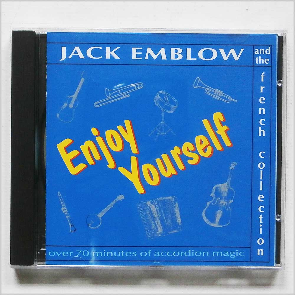 Jack Emblow and the French Collection - Enjoy Yourself (5022877000018)